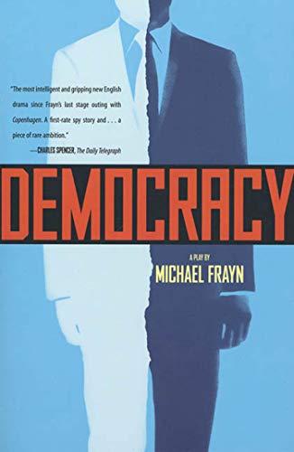 9780571211098: Democracy