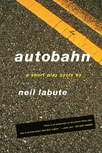 9780571211104: Autobahn: A Short-Play Cycle