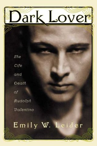 9780571211142: Dark Lover: The Life and Death of Rudolph Valentino
