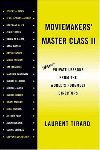 9780571211340: Moviemakers' Master Class II: More Private Lessons from the World's Foremost Directors