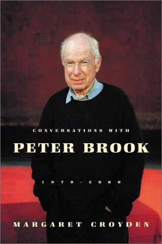 9780571211371: Conversations With Peter Brook 1970-2000