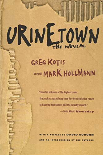 9780571211821: Urinetown: The Musical