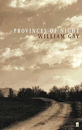 9780571212149: Provinces of Night
