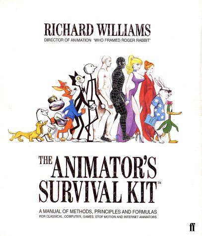 9780571212682: The Animator's Survival Kit: A Manual of Methods, Principles and Formulas for Classical, Computer, Games, Stop Motion and Internet Animators