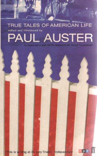 True Tales of American Life: Auster, Paul