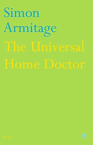 The Universal Home Doctor: Simon Armitage