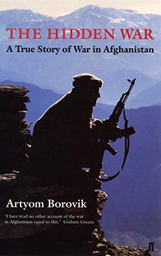 9780571215447: The Hidden War: A True Story of War in Afghanistan