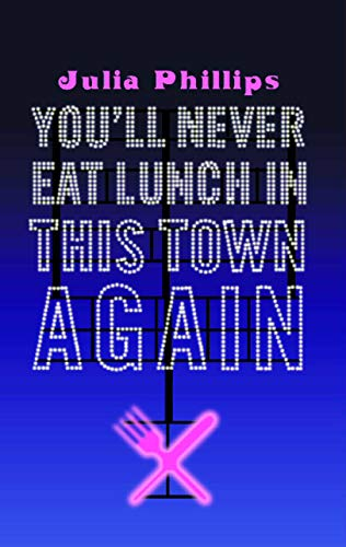 9780571216239: You'll Never Eat Lunch in This Town Again