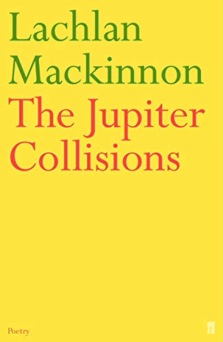 9780571216550: Jupiter Collisions
