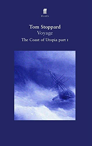 9780571216611: Voyage: The Coast of Utopia Play 1 (The Stoppard Trilogy)
