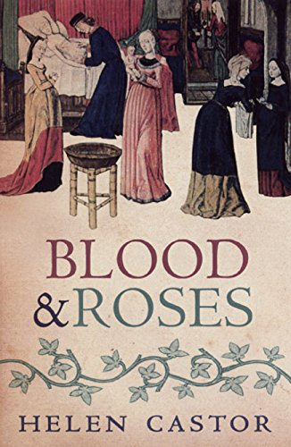 9780571216703: Blood and Roses. The Paston Family in the Fifteenth Century.