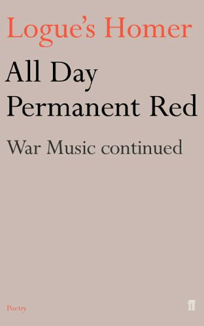 9780571216864: All Day Permanent Red