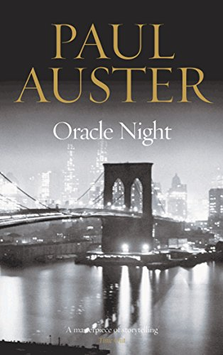 Oracle Night: Paul Auster