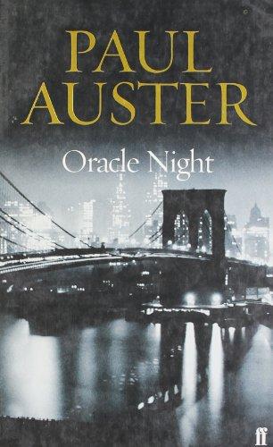Oracle Night: AUSTER PAUL
