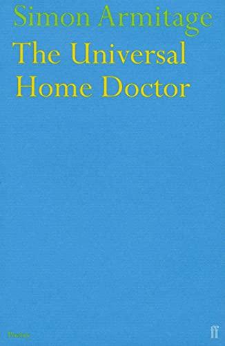 Universal Home Doctor: Simon Armitage