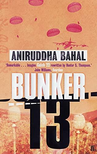 9780571217427: Bunker 13