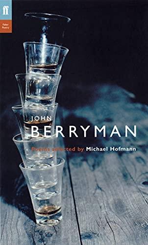 9780571217816: John Berryman