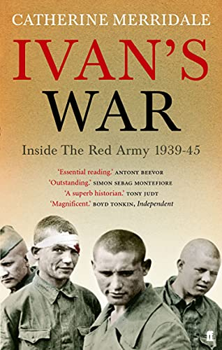 9780571218097: Ivan's War: The Red Army at War 1939-45