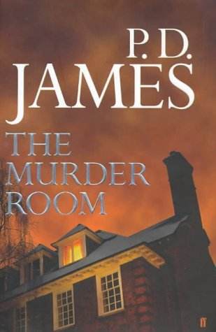 The Murder Room (Signed UK Hardcover): James, P. D.