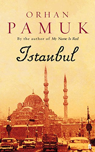 9780571218325: Istanbul: Memories and the City
