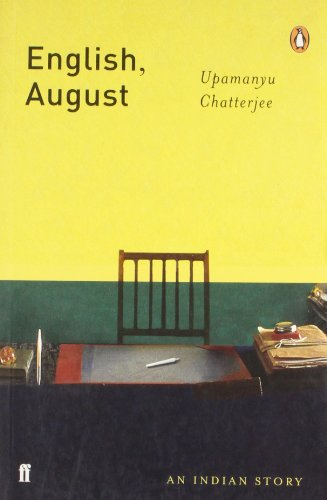 9780571218769: English, August: An Indian Story