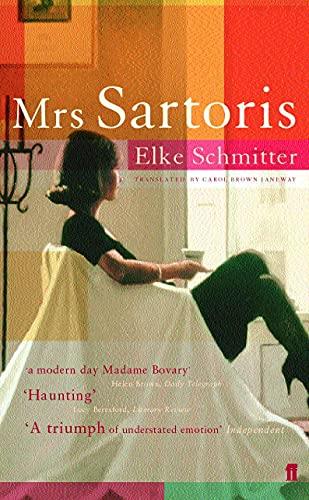 9780571219209: Mrs Sartoris
