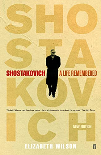 9780571220502: Shostakovich: A Life Remembered
