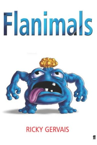 The Flanimals (UK HB 1/1 - As New - Signed by the Author - 2004)