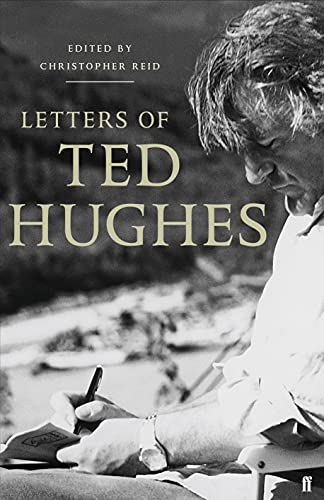 Letters of Ted Hughes (0571221386) by Ted Hughes