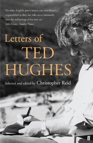9780571221394: Letters of Ted Hughes