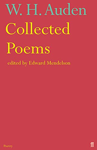 9780571221448: Collected Auden