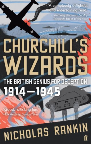 9780571221967: Churchill S Wizards: The British Genius for Deception, 1914-1945