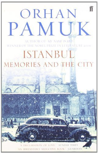 9780571222315: Istanbul: Memories and the City