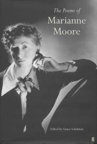 9780571222896: Poems of Marianne Moore