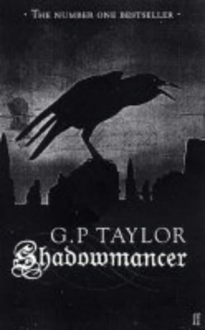 SHADOWMANCER (SIGNED COPY): TAYLOR, G.P.
