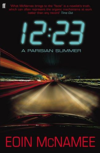 12:23 Paris. 31st August 1997: McNamee, Eoin