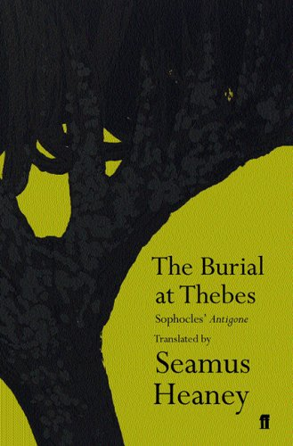 9780571223619: Burial at Thebes