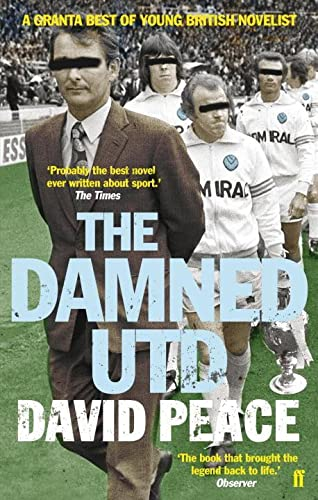 9780571224333: The Damned Utd