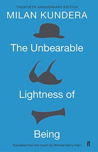 9780571224388: The Unbearable Lightness of Being