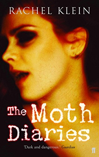 9780571224630: Moth Diaries Adult Jacket Edition