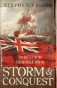 9780571224661: Storm & Conquest - the Battle of the Indian Ocean 1809