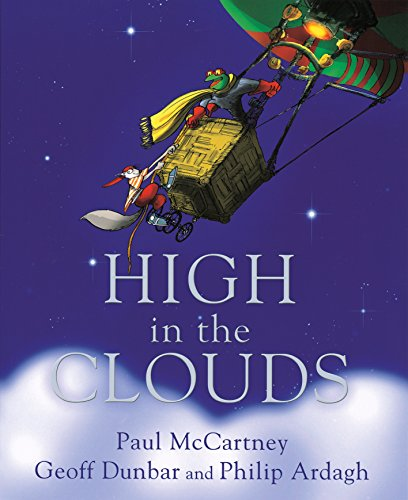 9780571225019: High in the Clouds