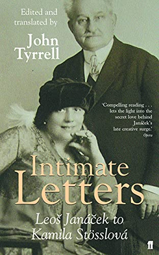 9780571225101: Intimate Letters