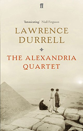 9780571225569: The Alexandria Quartet: Justine, Balthazar, Mountolive, Clea