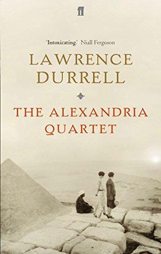 The Alexandria Quartet: Justine, Balthazar, Mountolive, Clea: Lawrence Durrell; Henry