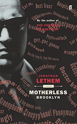 9780571226320: Motherless Brooklyn