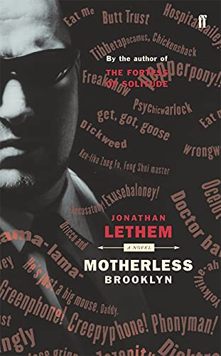 9780571226320: Motherless Brooklyn