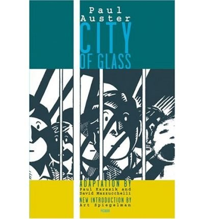 9780571226405: City of Glass: The Graphic NovelCITY OF GLASS: THE GRAPHIC NOVEL by Auster, Paul (Author) on Aug-01-2004 Paperback