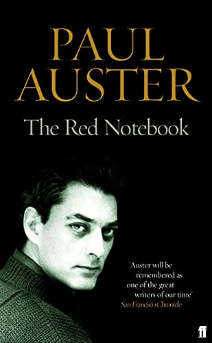 9780571226412: The Red Notebook