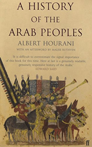 9780571226641: A History of the Arab Peoples